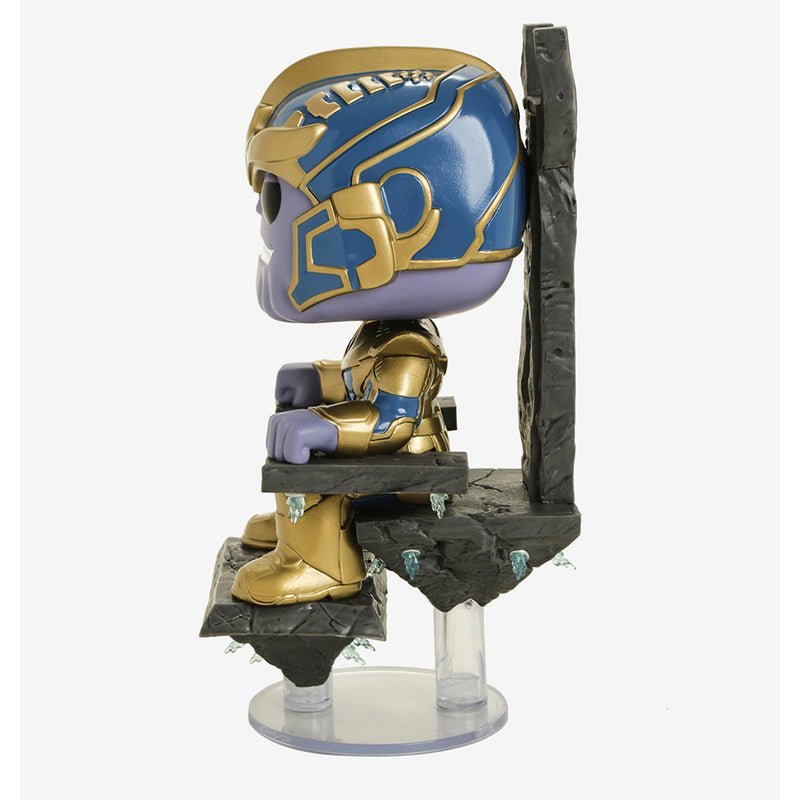 Marvel studios - Funko Pop - Thanos with Throne - Edición Limitada