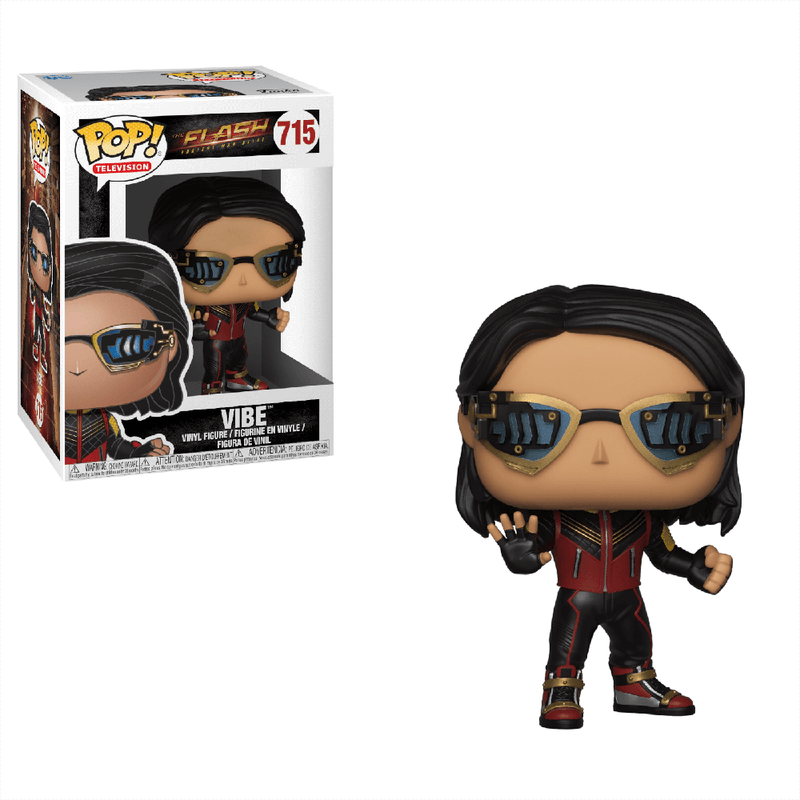 The Flash - Funko Pop - Vibe
