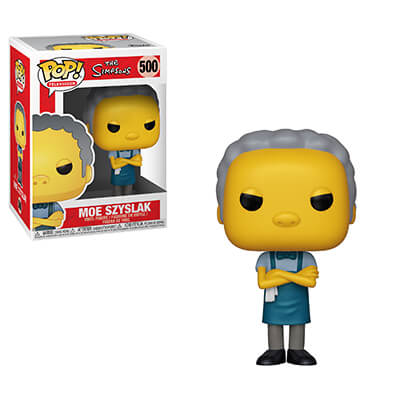 The Simpsons -  Funko Pop - Moe - Preorden