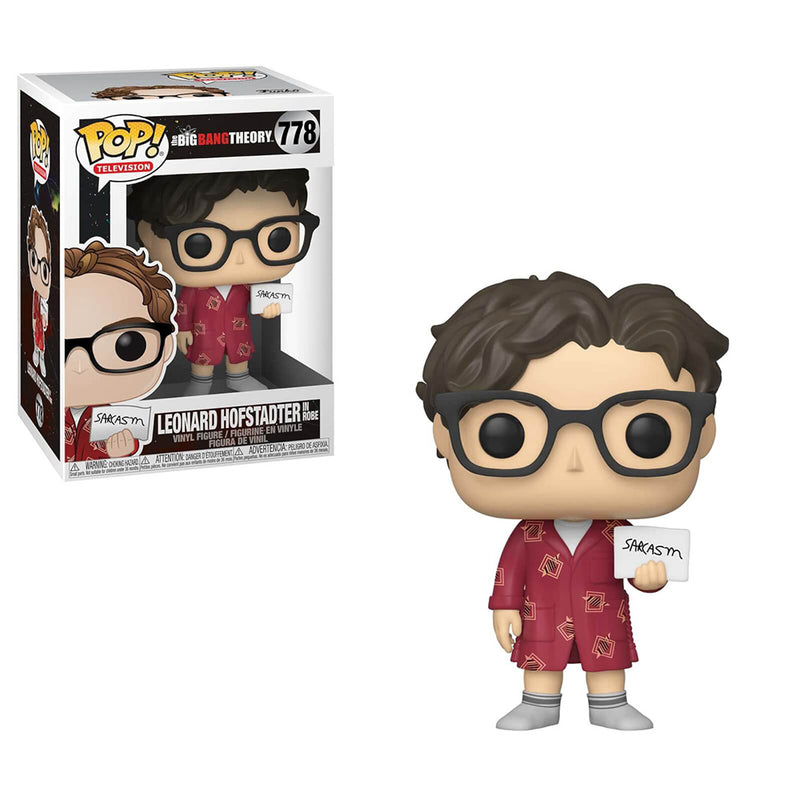 The Big Bang Theory - Funko Pop - Leonard