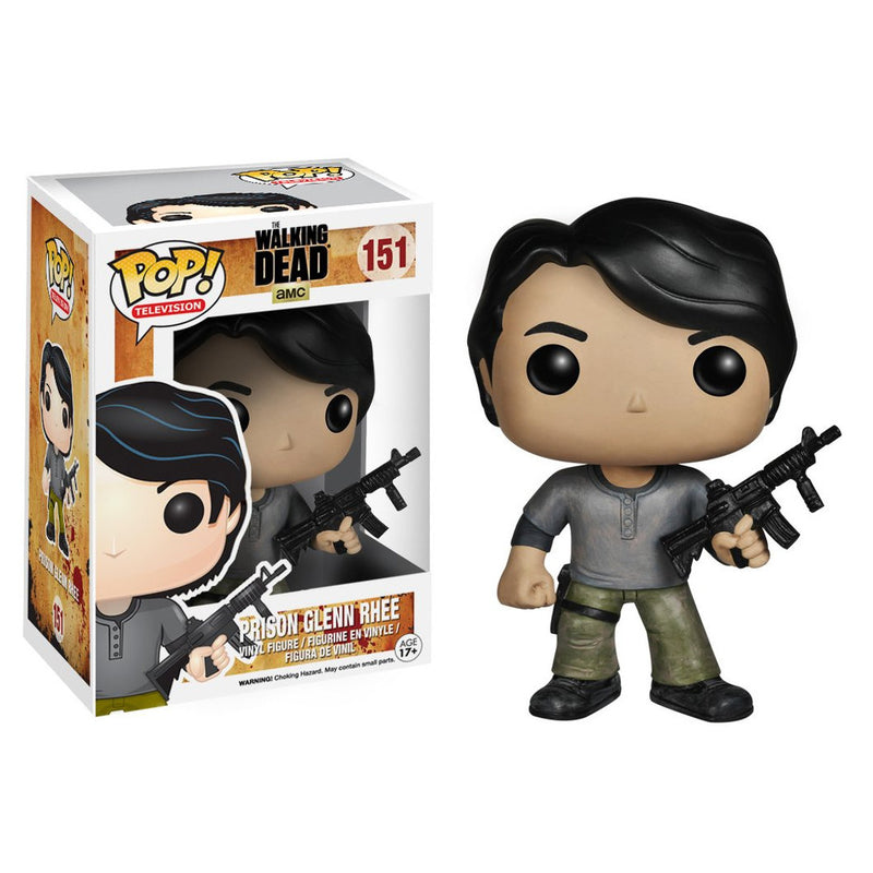 The Walking Dead - Funko POP - Prison Glenn Rhee