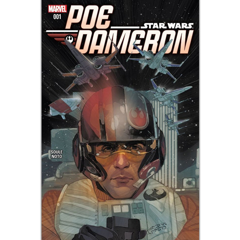 Star Wars: Poe Dameron - Comics - Inglés