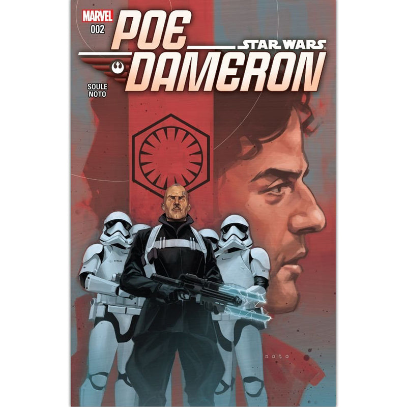 Star Wars: Poe Dameron #2 - Comic - Inglés