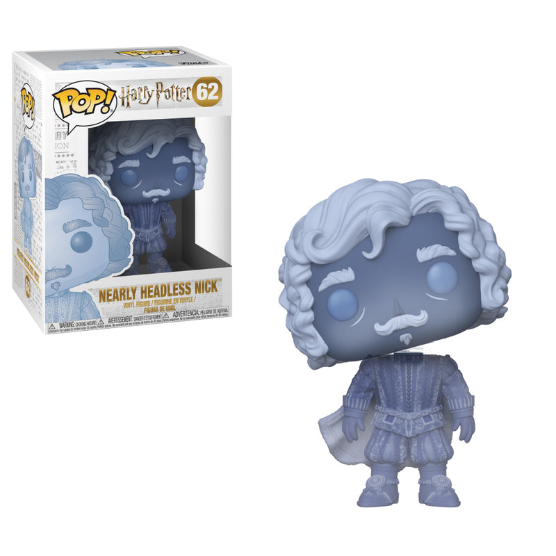 Harry Potter - Funko Pop - Nearly Headless Nick