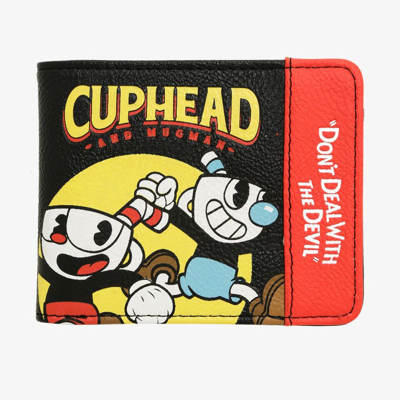 Cuphead - Billetera - Don't Deal With The Devil