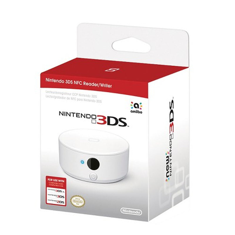 3DS NFC amiibo Reader