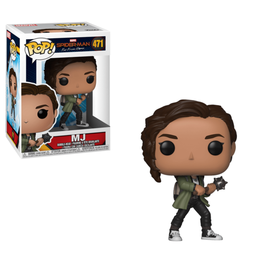 Spider-Man: Far From Home - Funko Pop - MJ - Preorden