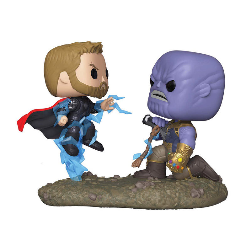 Avengers Infinity War - Funko POP - Movie Moments: Thor vs Thanos - Preorden