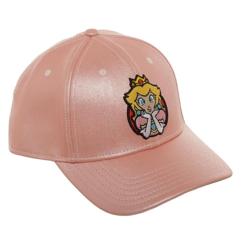Super Mario - Gorra - Princess Peach