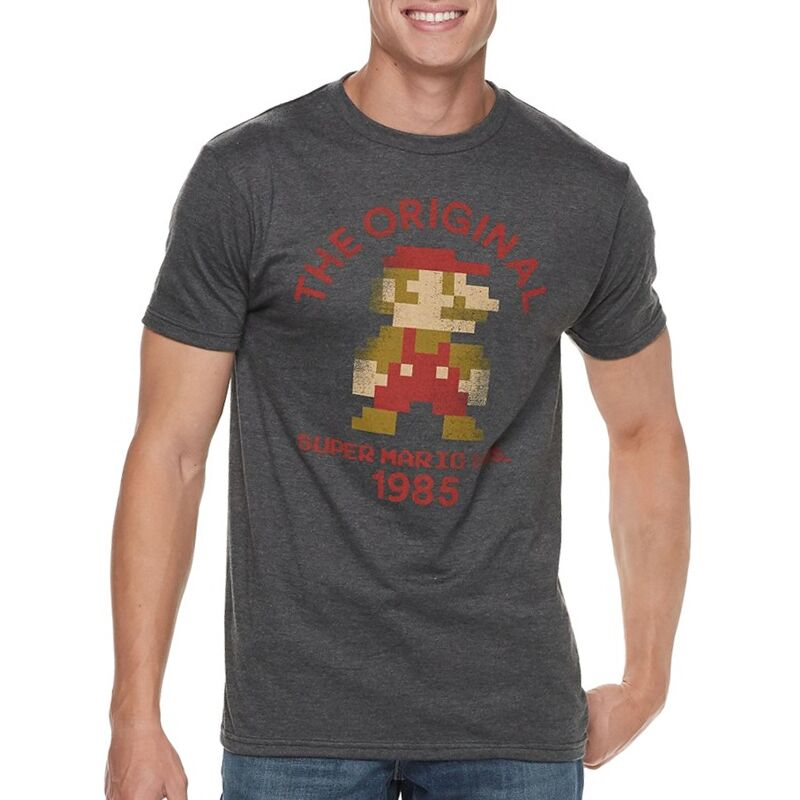 Super Mario - Camiseta - The Original - Hombre