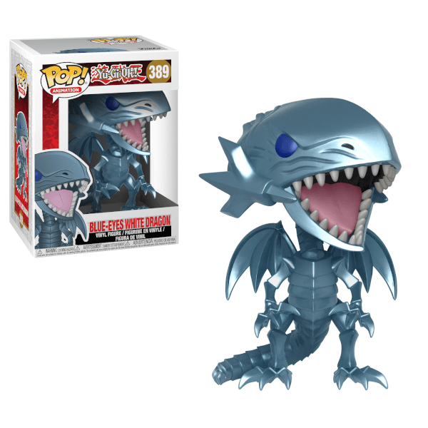 Yu-Gi-Oh!  Funko POP - Blue Eyes White Dragon