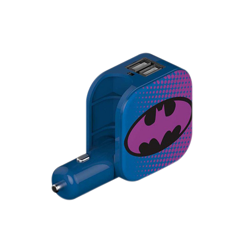 Cargador USB - 2 en 1- Batman