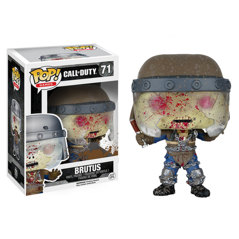 Call of Duty - Funko POP - Brutus
