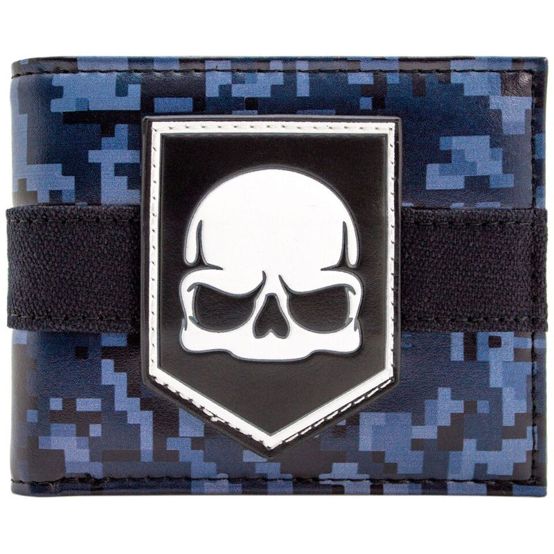 Call of Duty - Billetera - Skull