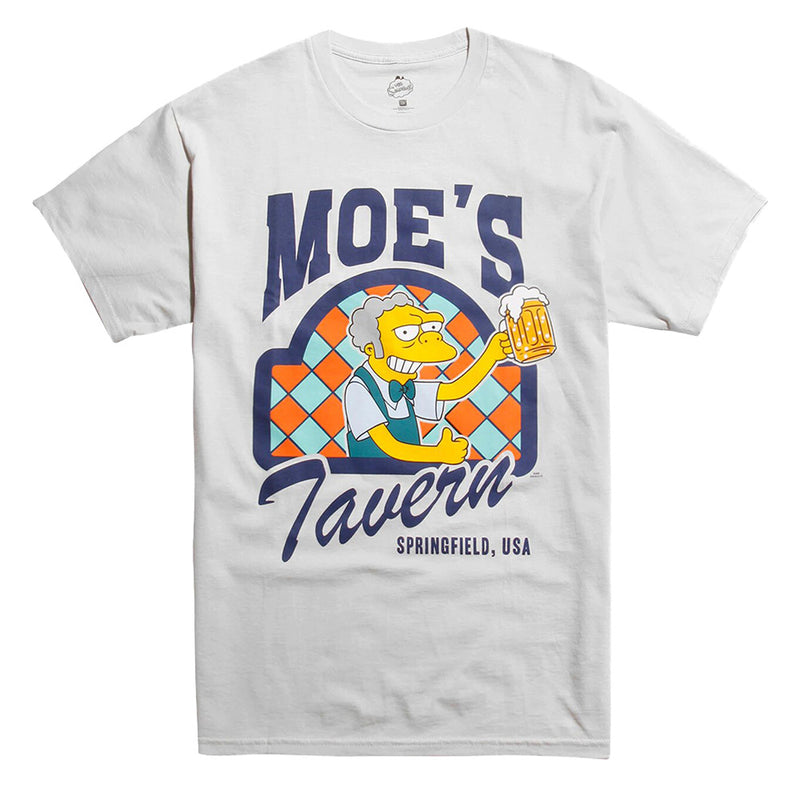 The Simpsons - Camiseta - Moe's Tavern - Hombre