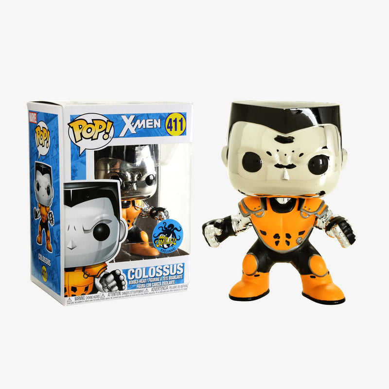 X-Men - Funko Pop - Colossus - Edición Limitada LA Comic Con
