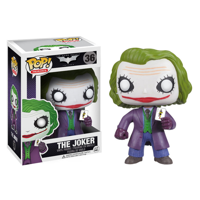 The Dark Knight Trilogy - Funko POP - The Joker