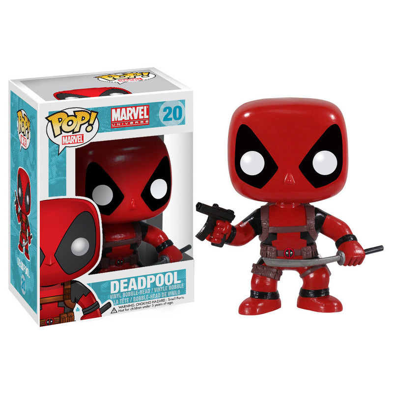 Marvel - Funko POP - Deadpool
