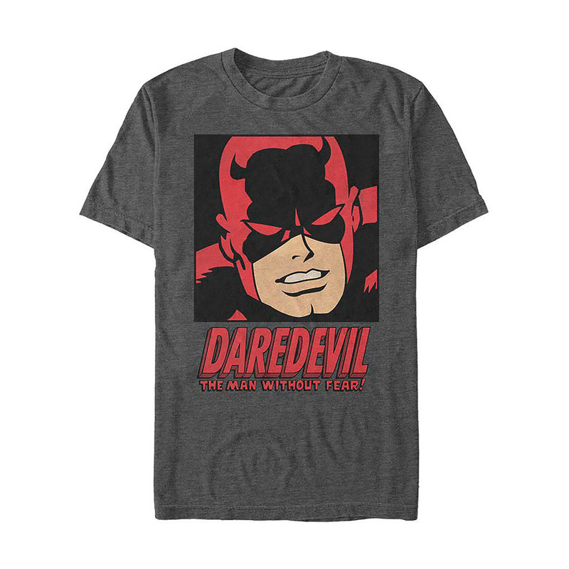 Daredevil - Camiseta - the man without fear