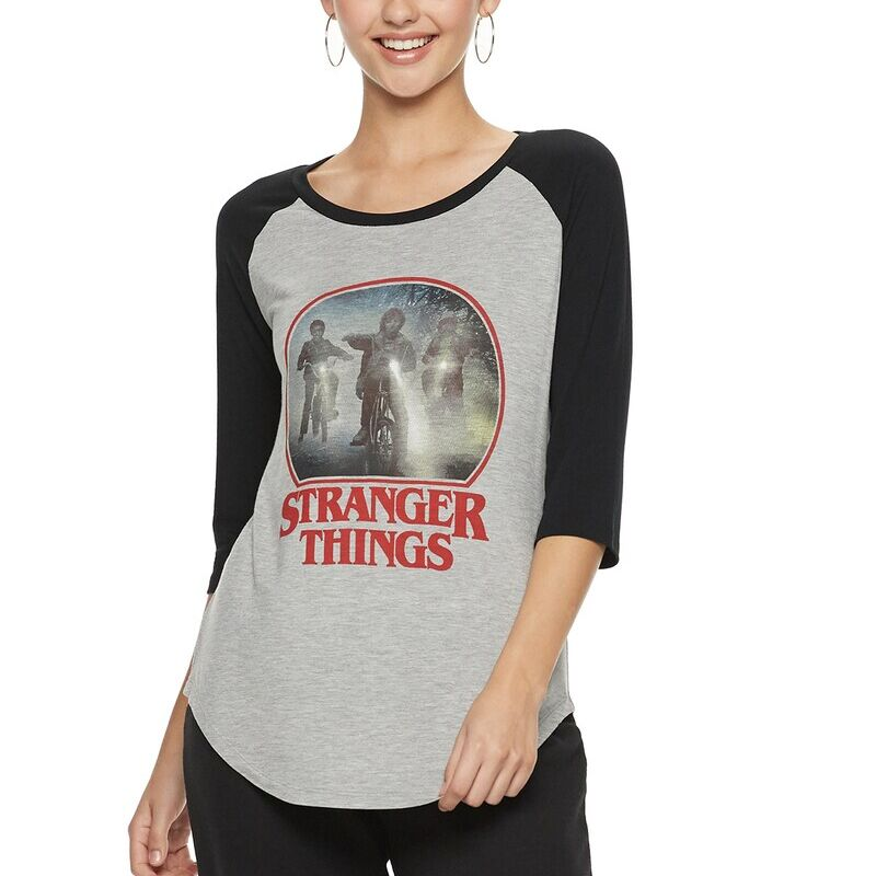 Stranger Things - Camiseta - Buscando a Will -  Mujer