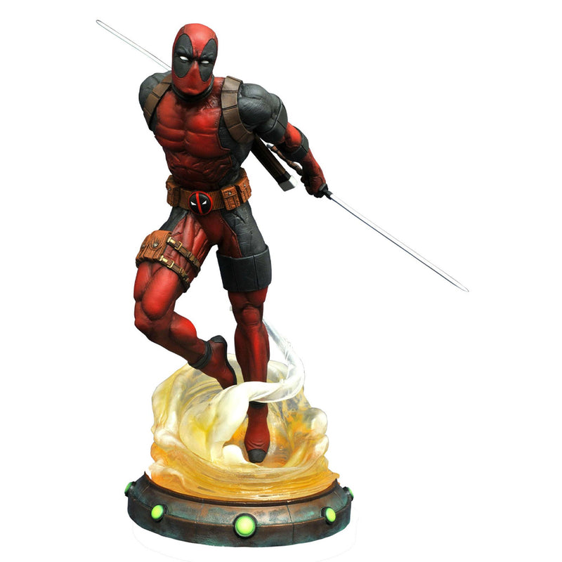 Marvel Gallery - Diamond Select - Deadpool - Edición Limitada - Preorden