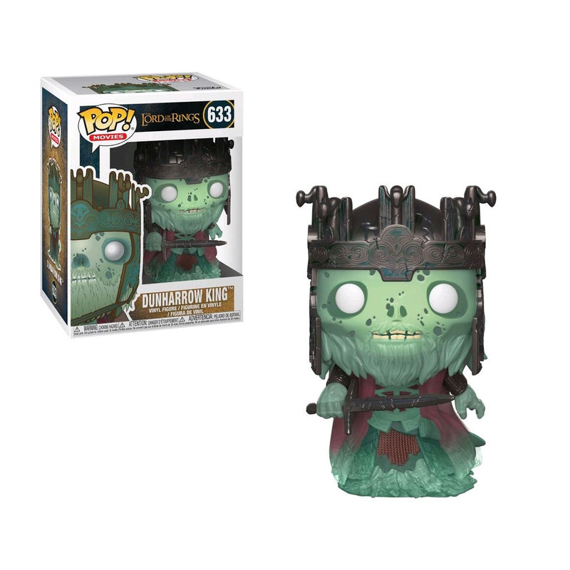 Lord of the Rings - Funko Pop - Dunharrow King - Preorden