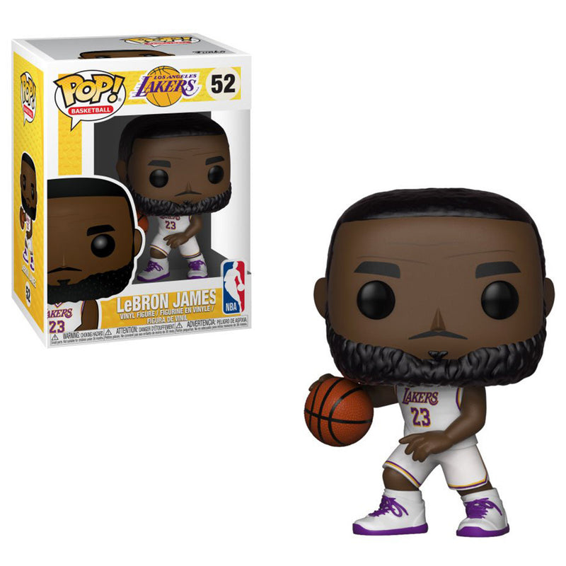 NBA: Lakers - Funko Pop - Lebron James