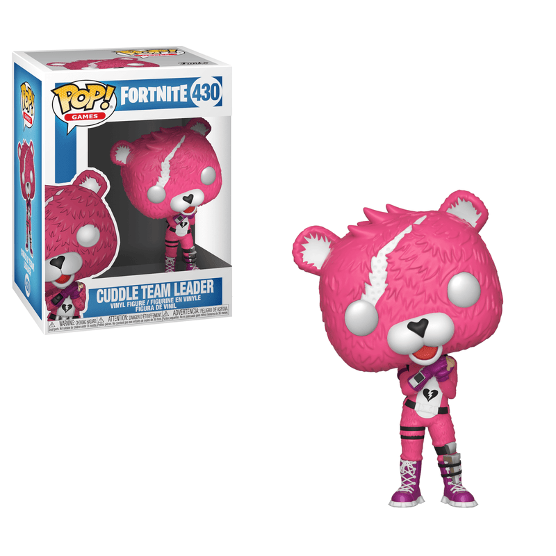 Fortnite - Funko POP - Cuddle Team Leader - Preorden