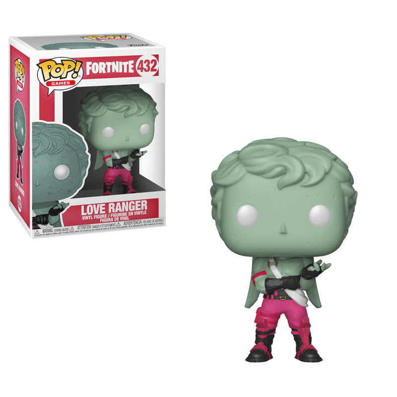 Fortnite - Funko POP - Love Ranger - Preorden