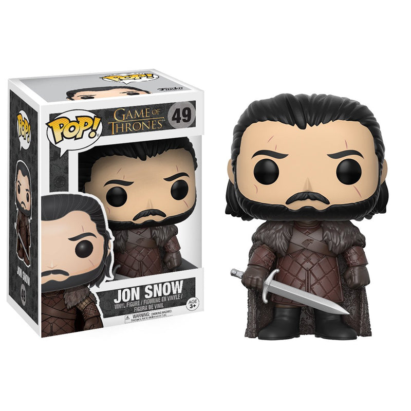 Game of Thrones - Funko POP - Jon Snow (King of the North)