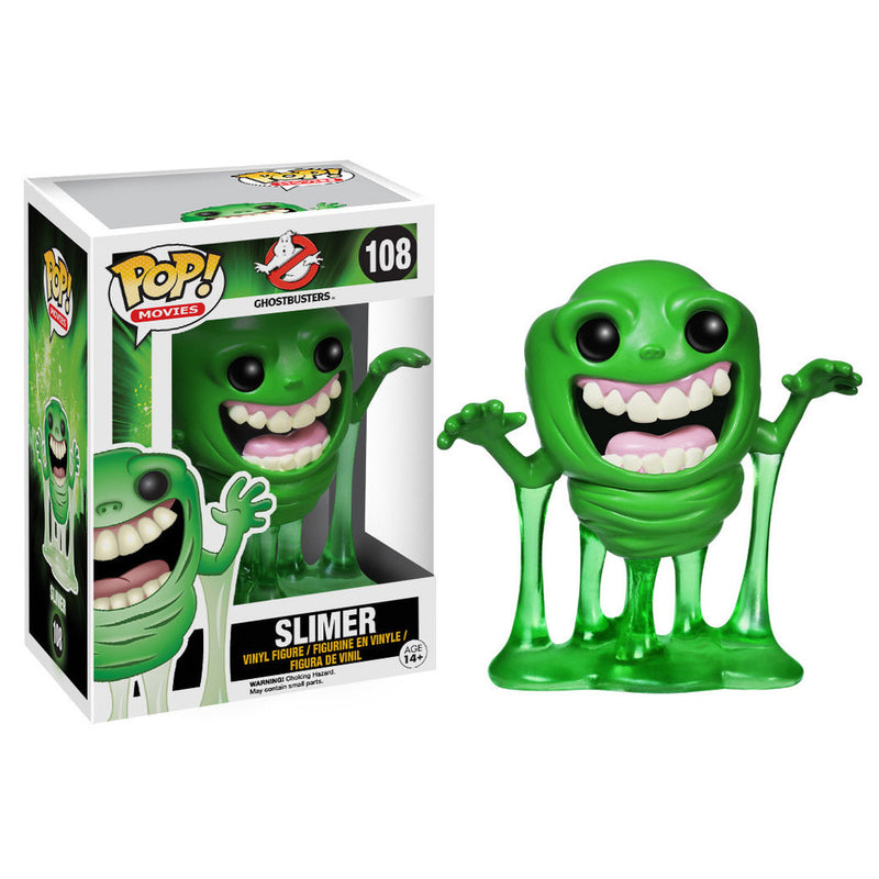 Ghost Buster - Funko POP - Slimer