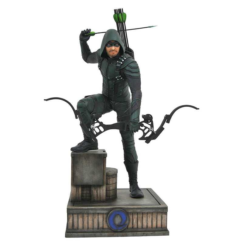 DC Comics - Diamond Select - Green Arrow - Edición Limitada - Preorden