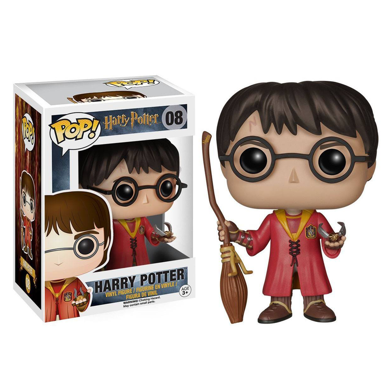 Harry Potter - Funko POP - Harry Potter Quidditch