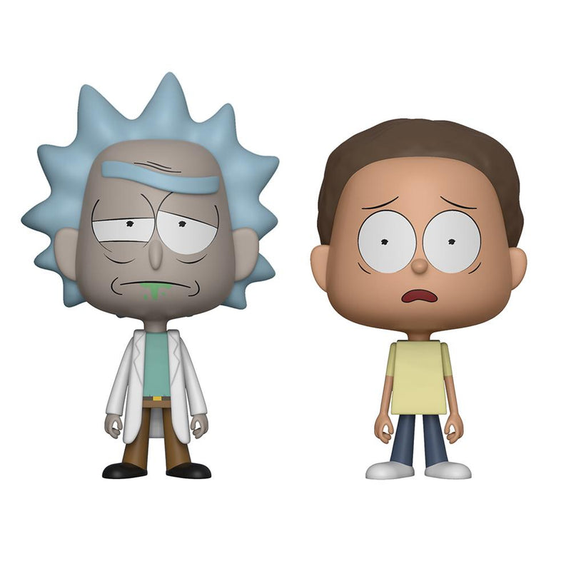 Rick and Morty - Funko Vynl - Rick and Morty