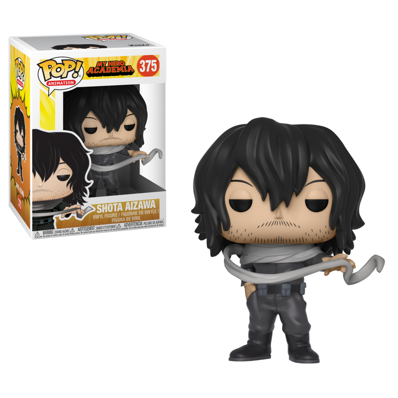 My Hero Academia - Funko POP - Shota Aizawa - Preorden