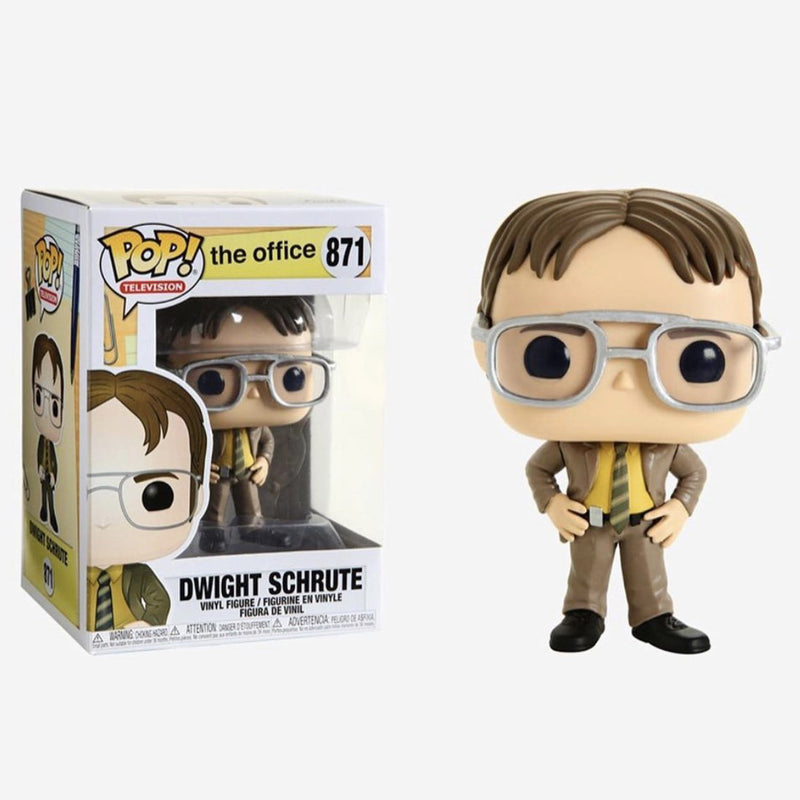 The Office - Funko Pop - Dwight Schrute