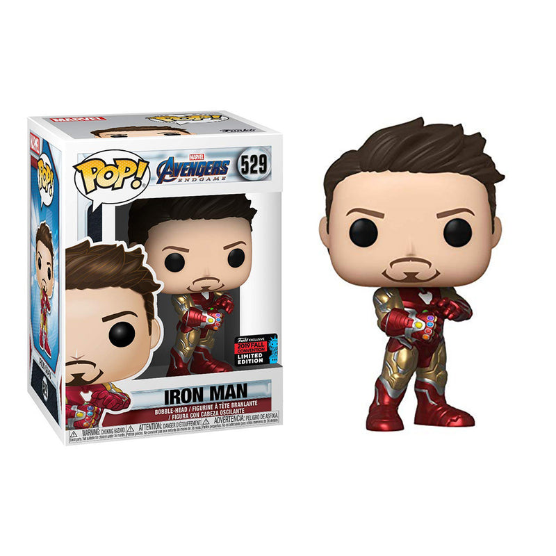 Avengers Endgame - Funko POP - Iron Man with Gauntlet - Edición Limitada - Preorden