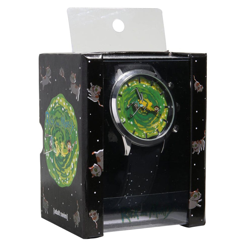 Rick and Morty - Reloj - Portal