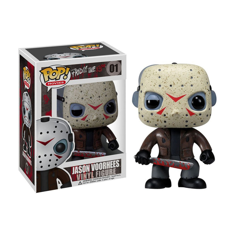 Friday the 13th - Funko POP - Jason Voorhees