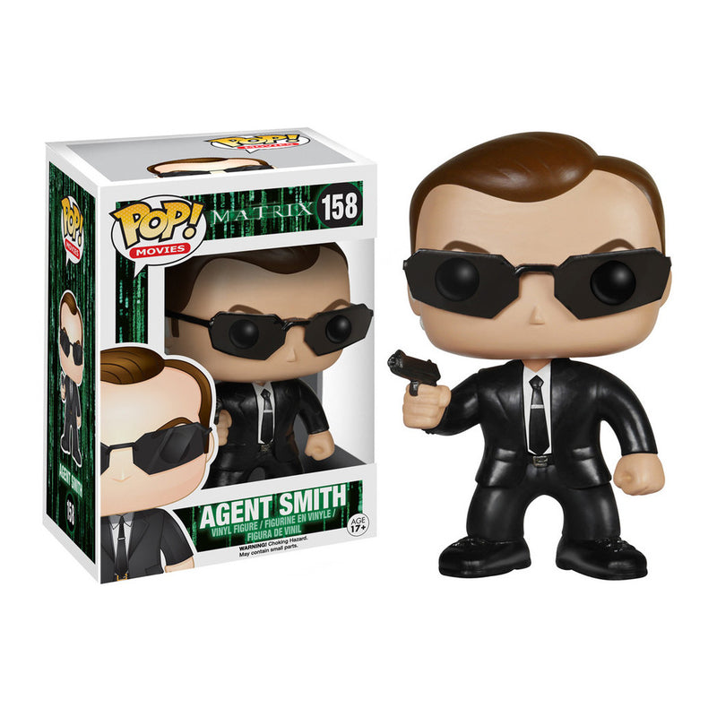 Matrix - Funko POP - Agent Smith
