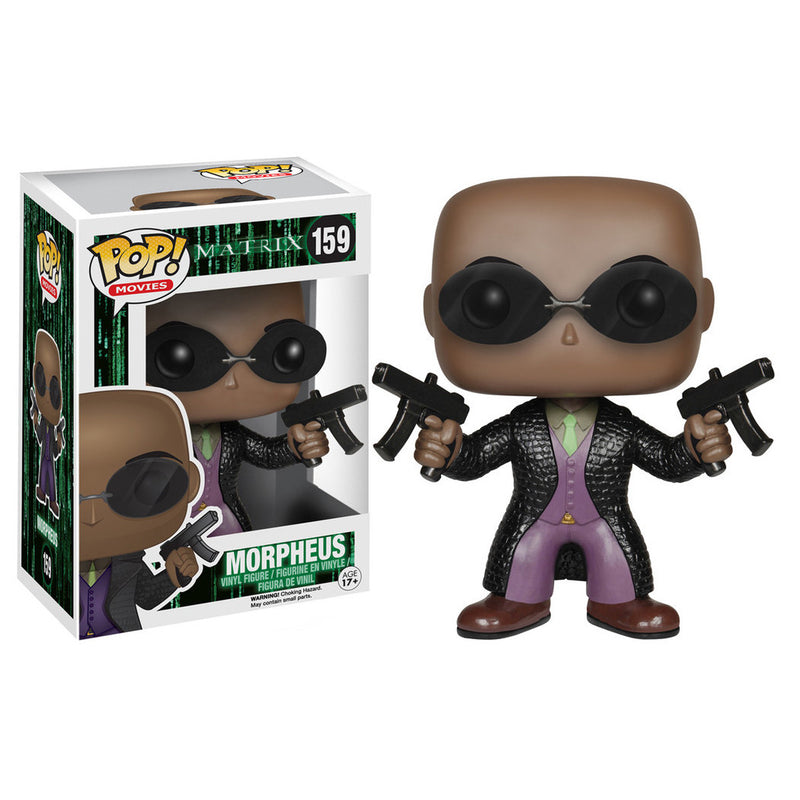 Matrix - Funko POP - Morpheus