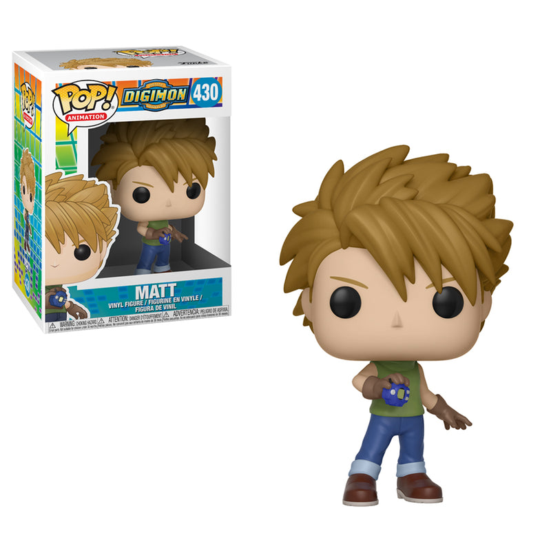 Digimon - Funko POP - Matt - Preorden