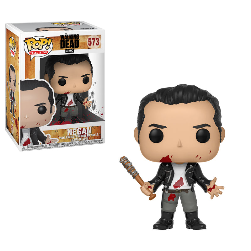 The Walking Dead - Funko POP - Negan (Clean Shaven)