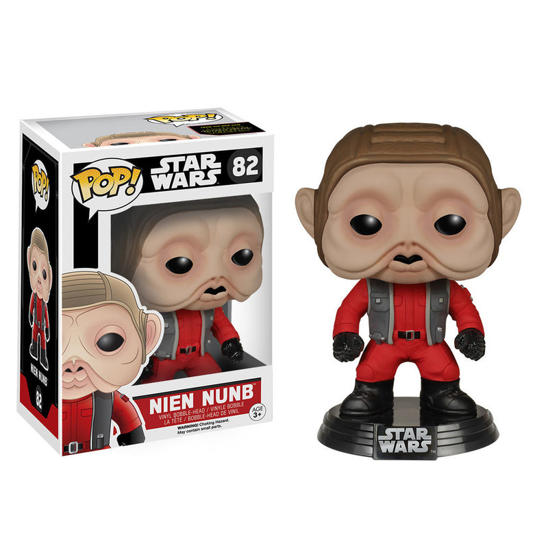 Star Wars - Funko POP - Nien-Nub