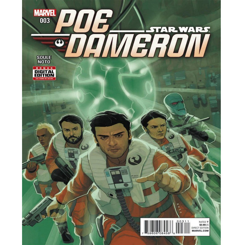 Star Wars: Poe Dameron 3 - Comics - Inglés