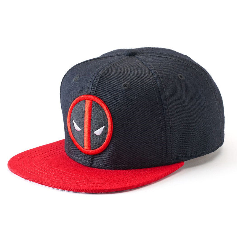 Deadpool - Gorra - Logo Relieve