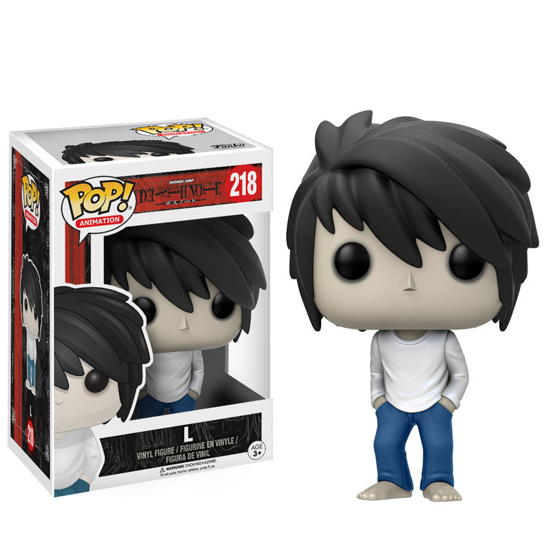 Death Note - Funko Pop – L