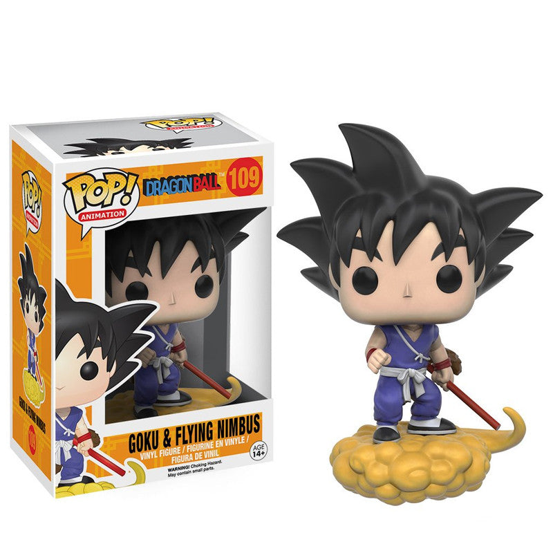 Dragon Ball Z - Funko POP - Goku & Flying Nimbus