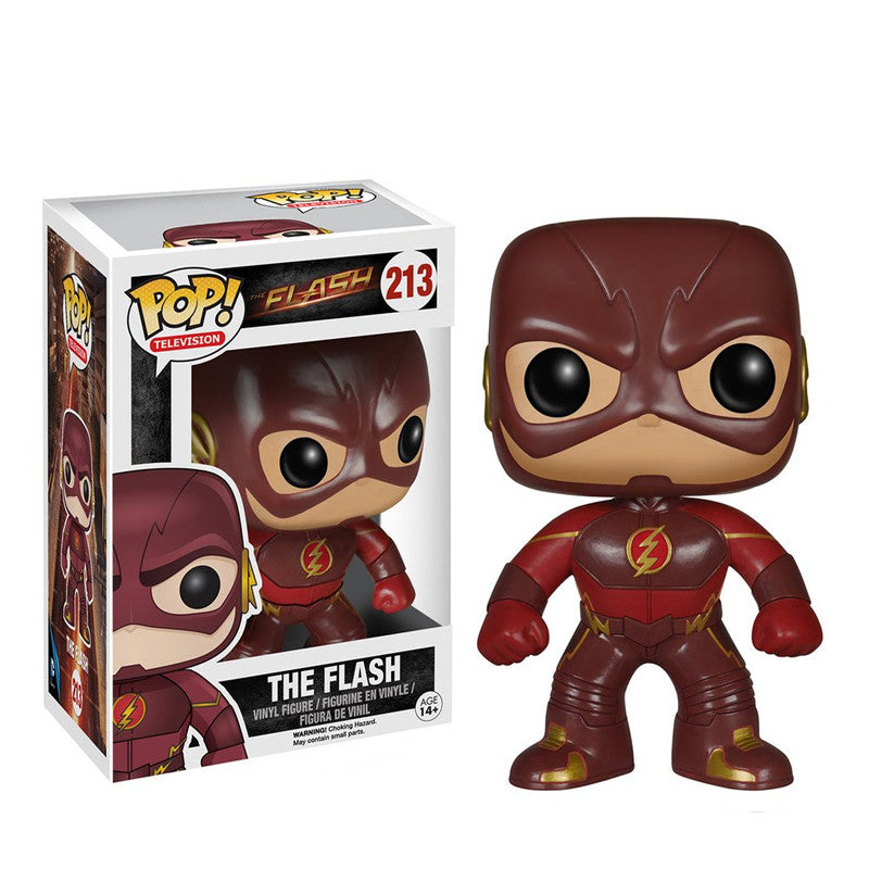 The Flash - Funko Pop! TV - The Flash- Funko POP