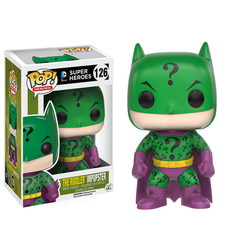 Impopster - Funko POP - The Riddler